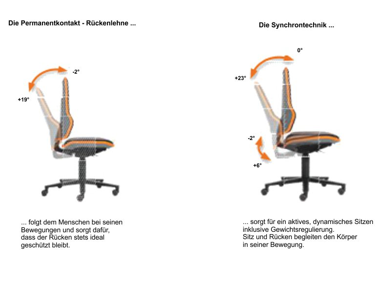 Synchron + Permanent bimos dh-focus